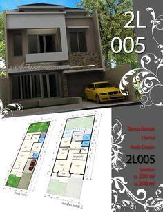 desain interior rumah lebar 4 meter desain rumah 2 lantai lebar 6 meter type 100 4 kamar