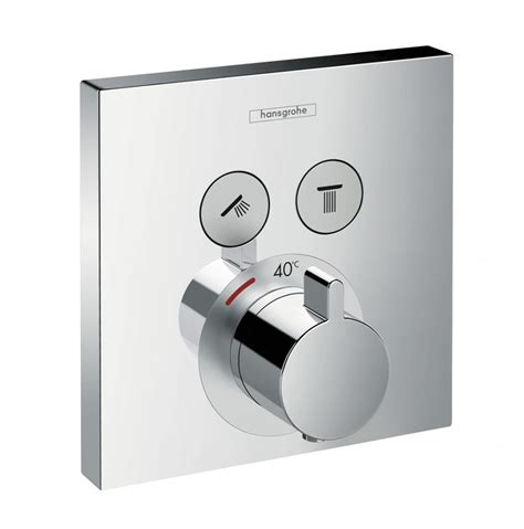 hansgrohe mitigeur thermostatique showerselect encastr 233 2