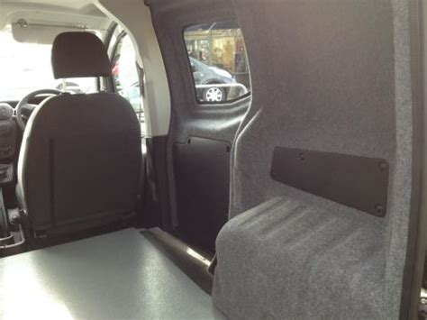 Renault Trafic Carpet Lining Carpet Lining Cervan Conversion Cervan