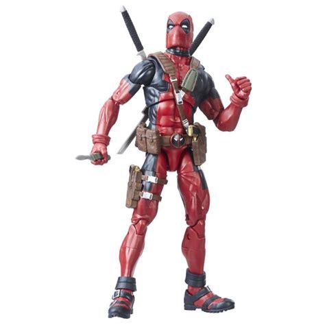 Deadlock Figure Marvel Legends marvel legends 12 quot deadpool