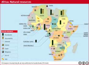 Africa Resources Map by Bobbee Bee The Hater Bobbee Bee No No To Nato