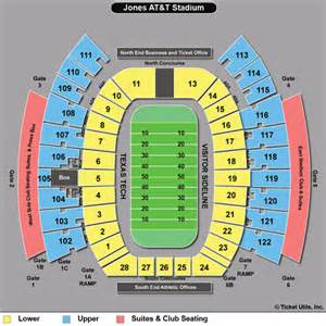 tech stadium map tech tickets 2017 raiders football tickets