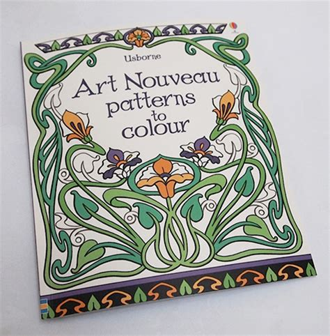 Famous Home Interior Designers art nouveau patterns to colour mary kilvertmary kilvert
