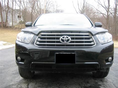 2008 Toyota Highlander Horsepower Platinumpath 2008 Toyota Highlander Specs Photos