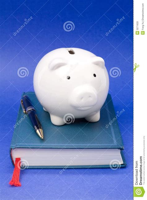 book piggy bank book and piggy bank stock photos image 3271633