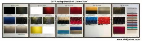harley davidson paint colors harley davidson paint color chart harley davidson custom