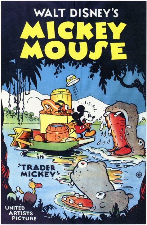 film disney mickey trader mickey movie posters from movie poster shop