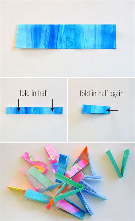 paper crafts for tweens how to make folded paper bracelets paper bracelet tween