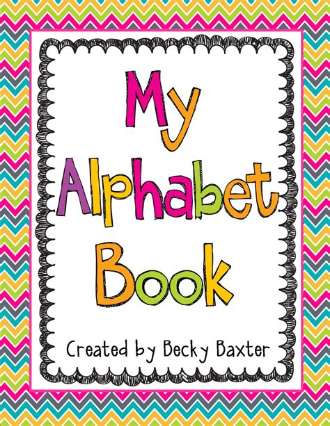 my alphabet book learning abc s alphabet a to z picture basic words book ages 2 7 for toddlers preschool kindergarten fundamentals series books my abc mini book sheet 2 images frompo