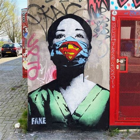 street art  real  coronavirus  pics