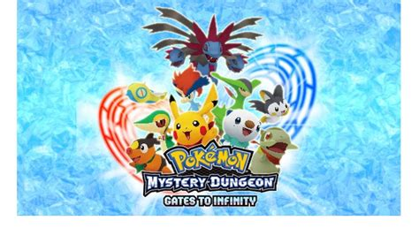 mystery dungeon gates to infinity recruit mystery dungeon gates to infinity is on its way