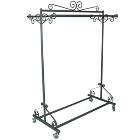 Rolling Rack by Gray Boutique Rolling Rack Bq Dr Firefly Solutions