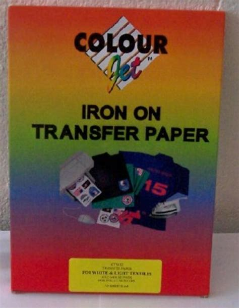 How To Make Iron On Transfer Paper - how to make iron on transfer paper at home 28 images