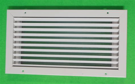 Garage Door Vent With Screen by Vent Doors Single Combustion Air Port On The Furnace