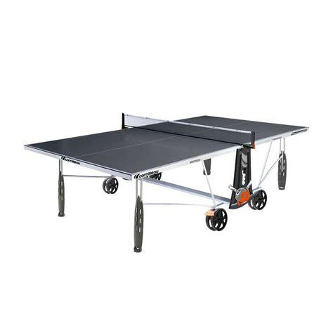 prezzi tavolo ping pong tavolo ping pong 250s grigio cornilleau ping pong ping