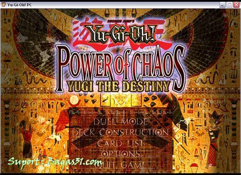 bagas31 yugioh bagus 31 yu gi oh power of chaos yugi the destiny
