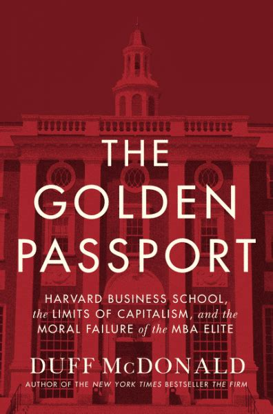 Harvard Business School Mba Fees by Harvard Hits Back At New Book Blaming Mbas For Moral