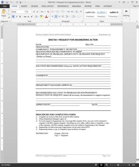 request for production of documents template request engineering