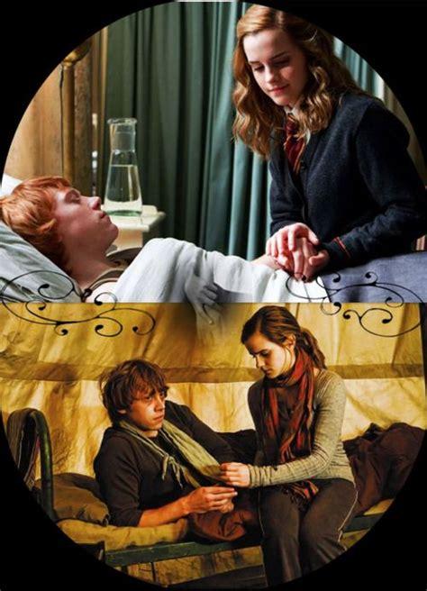 otp weasley hermione granger my input is it even