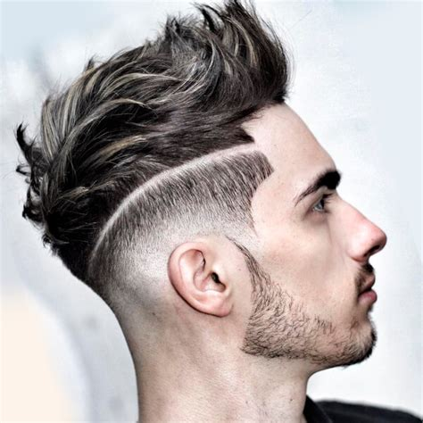 Edgy Undercut Men   hairstylegalleries.com