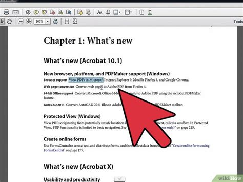 modificare testo pdf 4 modi per modificare testo in adobe acrobat wikihow
