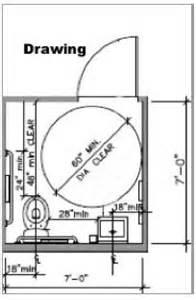 Handicap Accessible Bathroom Floor Plans handicap portable lavatories