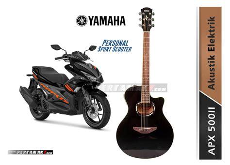 Harga Gitar Yamaha 155 ini dia warna baru yamaha aerox 155 vva std facelift 2018