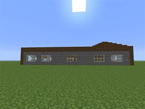 minecraft big house minecraft project