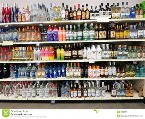 alcoholic drinks brands alcohol bottles editorial photo image 60627371