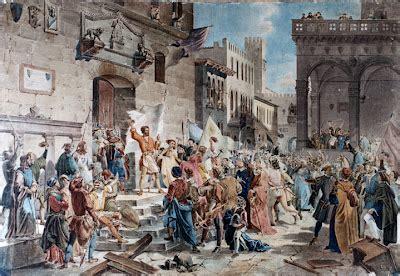 C Nel Florenece ciompi revolt