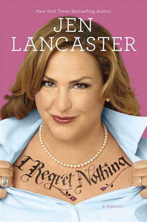 she regrets nothing a novel books jen lancaster and stacey ballis in conversation at re