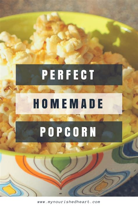Handmade Popcorn - handmade popcorn 28 images simple fashioned popcorn