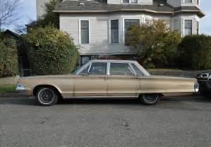1965 Chrysler Newport Seattle S Parked Cars 1965 Chrysler Newport Town Sedan