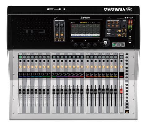 Mixer Yamaha Tf3 tf3 yamaha mixer