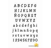 Tipos De Letras Bonitas Para Dibujar  Imagui