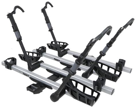 Thule 2 Bike Platform Hitch Rack by Thule T2 Pro Xts 4 Bike Platform Rack 2 Quot Hitches