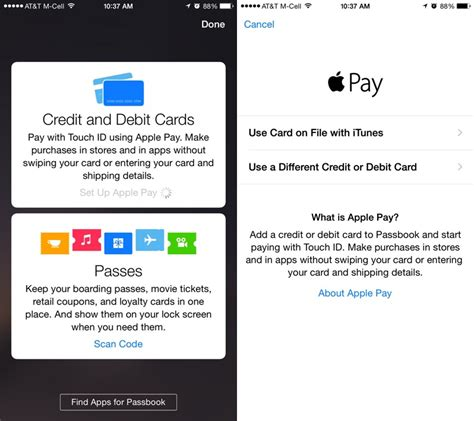 how to set up apple pay and add credit cards mac rumors - Add Apple Gift Card To Apple Pay