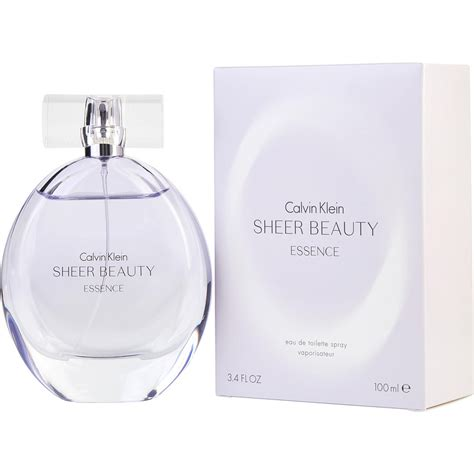 Parfum Calvin Klein Sheer sheer essence eau de toilette fragrancenet 174