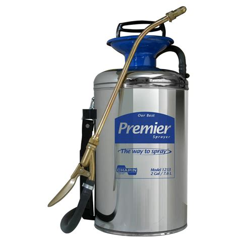 chapin 2 gal premier series professional stainless steel