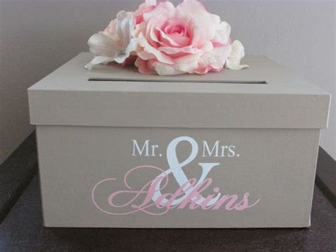 Wedding Gift Box best 25 wedding card boxes ideas on gift card