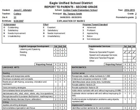 broward county report card template aeries newsletter may 2016