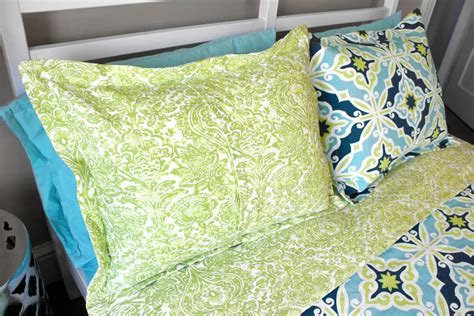 How To Make A Sham Pillow Cover by How To Make Flanged Pillow Shams Ofs Maker S Mill