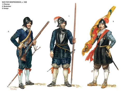 dutch armies of the dutch armies of the 80 years war 1568 1648 western europe in the xvi century