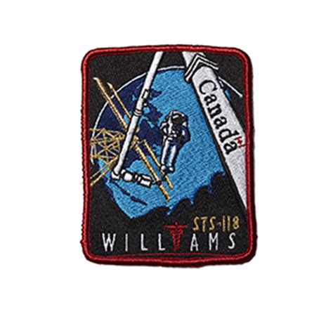 Patch Badge Of Honour Boh 4 6 9 Blue Retro patch work badges of honour for canada s space explorers