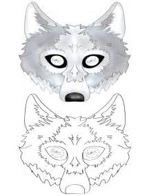 wolf mask template free 25 best ideas about wolf mask on masks