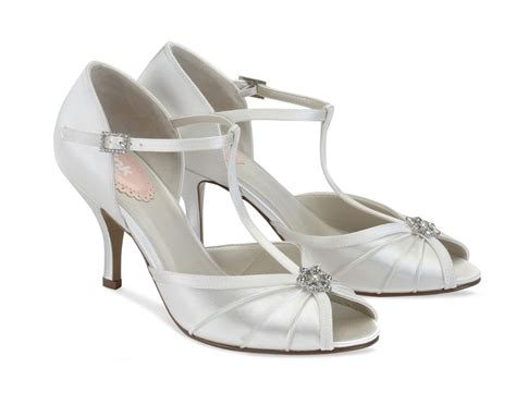 Vintage Wedding Shoes by Perfume Pink By Paradox Wedding Shoes Vintage Style