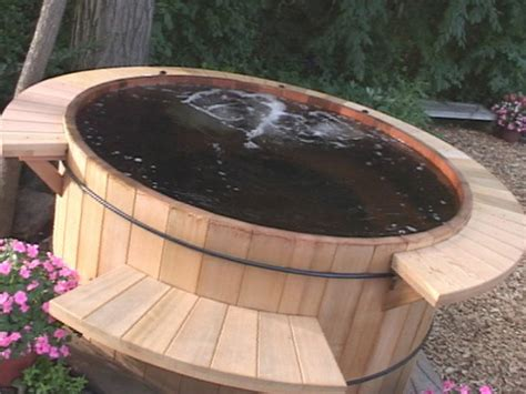 how to install a jacuzzi bathtub outdoor hot tub basics diy plumbing repair and how to projects for bathrooms and