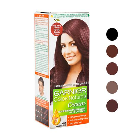 Nyu Hair Colour Burgundy Ns nyu hair color brown cooper 30g cat pewarna rambut herbal