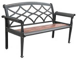 metal outdoor benches metal garden bench outdoor park bench