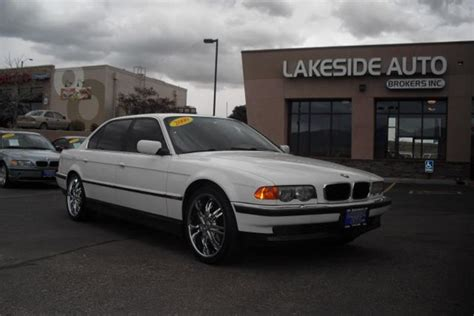 car owners manuals for sale 2000 bmw 7 series electronic toll collection 2000 bmw 7 series for sale carsforsale com